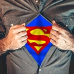 A Man Born Frail and Almost Dying Once But Finally Became a Superman